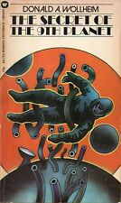THE SECRET OF THE 9TH PLANET – Donald A. Wollheim 1973 SF Thriller
