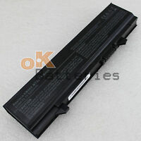 5200mAh Battery For DELL Latitude E5410 E5500 KM771 KM771 451-10616 Laptop 6Cell