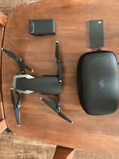 DJI Mavic Air Camera Drone - Onyx Black With 2 Batteries & Remote