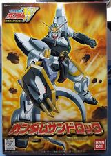 Gundam Wing Sandrock Action Figure Model Kit 1/144 XXXG 01SR