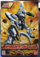 Gundam Wing Sandrock Action Figure Model Kit 1/144 XXXG 01SR