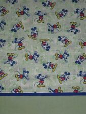 Handmade Mickey Mouse Comic Toddler/ Travel Size Pillowcase