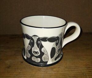 Moorland Pottery Cow Mug