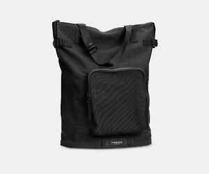 BRAND NEW Timbuk2 Convertible Backpack Tote Black Military Padded Laptop Sleeve