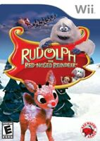 Rudolph the Red-Nosed Reindeer - Nintendo  Wii Game