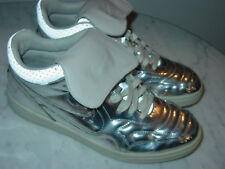 2013 Nike NSW Tempo 94' MID SP Metallic Silver/Liquid Metal Shoes! Size 10.5