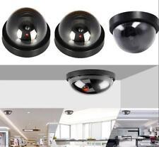 4 Securitycamera Dummy Fake Indoor Outdoor Cctv Dummy Security Camera Led Light