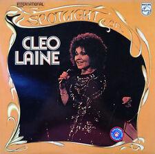 CLEO LAINE - SPOTLIGHT ON CLEO LAINE- PHILIPS INTERNATIONAL - 2 LP SET - UK - 74