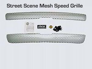 Street Scene Mesh Speed Grille.Chevy 2500HD 2001-2002 Pickup. Bargain! 77160SS