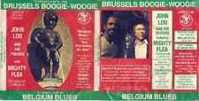 DISCO 45 giri  To ROBERT GOFFIN Belgium blues - Brussels Boogie-Woogie