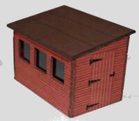 Ancorton 95664 N Gauge Garden Shed Kit