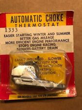 NOS 1971-1972 Chevrolet Vega Auto Choke Control Thermostat GM 3998168, 6273476