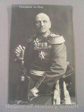 112862, GENERALOBERST VON KLUCK, Liersch Postkarte Kr.95