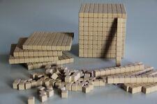 Dienes Dezimalwürfel Mathematische Würfel Rechenblöcke 121 Teile Schulqualität