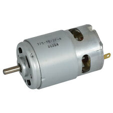 Nichibo Taiwan 775-7013F-R 12VDC Motor 12 610 RPM 4 pcs