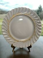 "Haviland Limoges France 10 1/2"" LADORE Dinner Plate Excellent Condition"
