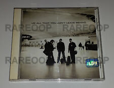 All That You Can't Leave Behind by U2 (CD, 2000, Universal) MADE IN ARGENTINA