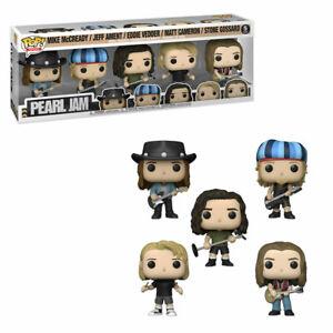 Funko Pop! Rocks - PEARL JAM 5-Pack 889698600422
