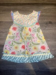 Girls Size 6 Matilda Jane Shirt * Top