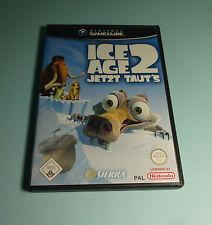 Ice Age 2-ahora reutiliza's (Nintendo GameCube, 2006, DVD-box)