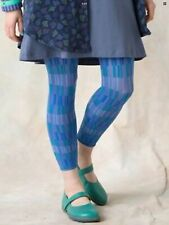 BNWT Gudrun Sjoden Size S//M UK 8-14 Black Footless Tights