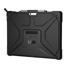 UAG Metropolis Flip Cover Microsoft Surface Pro x Shockproof Case Set-Black