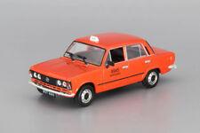 1/43 Poland Model Fiat 125p Taxi Deagostini Poland Warsaw