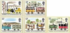 GB POSTCARDS PHQ CARDS MINT NO. 42 1980 LIVERPOOL & MANCHESTER RAILWAY 10% OFF 5