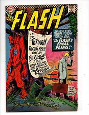 Flash #159 (1966, DC) Carmine Infantino, Jack Schiff, John Broome, VG/VG+