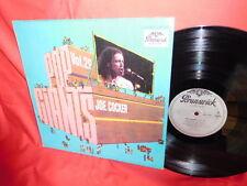 JOE COCKER Pop Giants Vol 29 LP 1974 GERMANY EX+ Bob Dylan