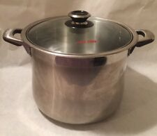 ACE COOK QUALITY 18/10 Stainless Steel GAS-ELECTRIC-VITRO Stock Pot/cooking pot
