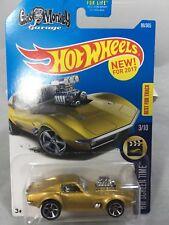 2017 Mattel Hot Wheels: '68 (1968) Chevrolet CORVETTE by GAS MONKEY GARAGE