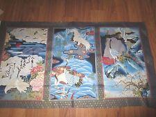 Graceful Beauty Indigo Color Kona Bay Metallic Cotton Fabric NOBU-90