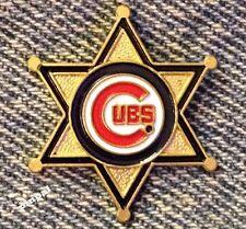 Chicago Cubs Lapel Pin~Star Shape~MLB~Baseball~by C. P. & D.