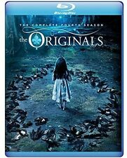 THE ORIGINALS - COMPLETE SEASON 4  -  Blu Ray - Sealed Region free