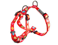 Colorful Macaroon Harness- Extra Strong Stylish Custom Dog Harness