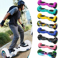 "6.5"" Bluetooth Hoverboard Self Balance Electric Scooter LED UL2272 CE NO Bag"