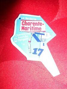 LE GAULOIS AIMANT DEPART'AIMANTS / DEPARTEMENTS CHARENTE-MARITIME 17 LA ROCHELLE