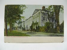 Vintage Early 1900's Postcard - Union College, Schenectady, NY