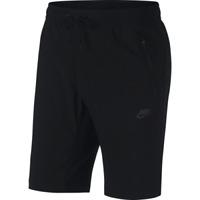 Nike Sportswear Black Woven Shorts Standard Fit Knee Length 927920-010 Men's M