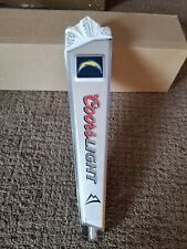 Chargers Coors Light Tap Handle