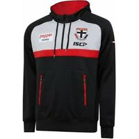 St Kilda Saints 2020 Squad Hoody Small - 5XL & Kids 6 & 10 AFL ISC In Stock Now!