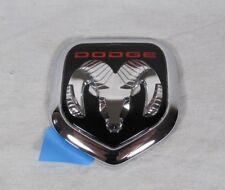DODGE HOOD EMBLEM DURANGO DAKOTA RAM VAN NEW GENUINE OEM BADGE sign symbol logo