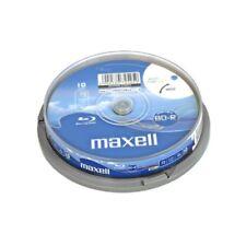 bluray vierge printable maxell x10 25 gb