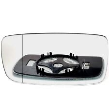 Left side for Volvo 740 1983-1992 Wide Angle heated wing door mirror glass