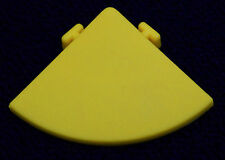 QUICK DIAMOND CORNERS - YELLOW / TO SUIT QUICK DIAMOND GARAGE FLOORING TILES