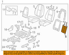 GM OEM Front Seat-Lumbar Support 20824567