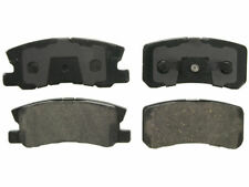 For 2004-2008, 2010-2011 Mitsubishi Endeavor Brake Pad Set Rear Wagner 53567NW