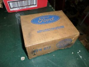 1971 1972 1973 ford cougar mustang torino nos front door lock assembly