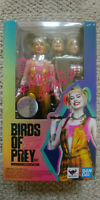S.H. Figuarts Harley Quinn Birds of Prey Action Figure Bandai Tamashii IN STOCK